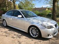 56 Reg BMW 525D M SPORT AUTO (TURBO DIESEL)eg mondeo focus A6 A5 golf A4 530 passat insignia 320 520