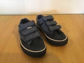 Boys canvas shoes - NEXT size 13