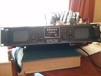 SPL 700W AMPLIFIER