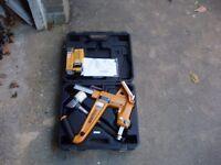 Bostitch MFN-201 manual flooring hammer