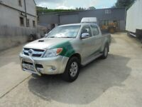 Toyota, HILUX, Other, 2006, Manual, 2982 (cc)