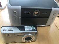 HP Photosmart 420 Printer & M415 Camera