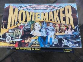 Moviemaker Board game.