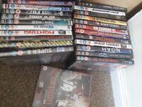 Bundle of action dvds