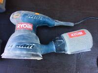 210v Ryobi Orbital Sander-can deliver