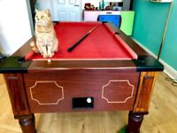 6x4ft Slate Pool Table - must go quickly