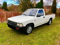 WANTED ! TOYOTA HILUX 2WD ! ANY MILEAGE, CONDITION ! CASH WAITING !