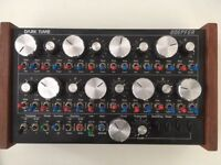 Doepfer Dark Time Analog sequencer, latest firmware, UPGRADED Knobs and switches