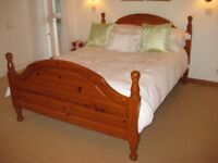 PINE BEDROOM FURNITURE, BY QUALITY MANUFACTURER