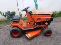 Westwood s1000 ride on mower tractor lawnmower