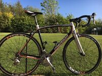 Merida Scultura Comp 903 - carbon road bike