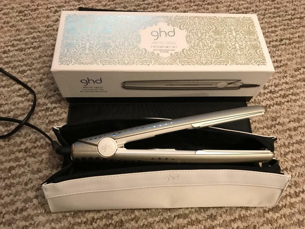GHD Arctic Gold Straighteners