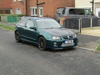 SWAP MY MG ZR T16 TURBO FOR VW T4 OR VW T5