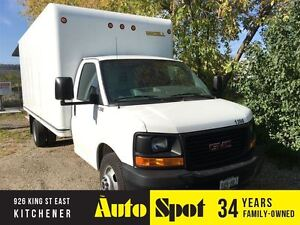 2014 GMC Savana 3500/MASSIVE CLEAROUT EVENT/PRICED FOR A QUICK S