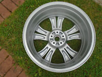 20 inch ALLOY WHEEL, PROFESSIONALLY REFURBISHED, from a 2011 NISSAN MURANO, FITS OTHER VEHICLES
