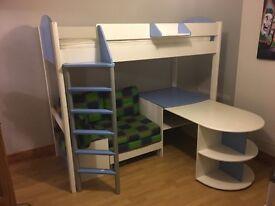 Stompa children's bed