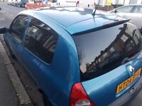 absolutely immaculate 2004 Renault Clio full service history long MOT amazing drive