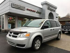 2010 Dodge Grand Caravan SE,LOCAL TRADE,EXTREMELY LOW K!!