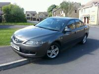 2007 (57) MAZDA6 DIESEL ONLY 1 COMPANY OWNER FROM NEW LONG MOT JANUARY 2017