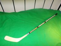 Ice hockey stick KOHO from Finland Scandinavia, shaft length 110cm right handed