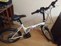 Bike - Folding Bicycle Bike Ecosmo 20""