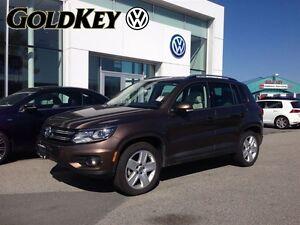 2015 Volkswagen Tiguan Comfortline | AWD | Ex-Demo