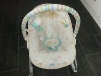 Baby to toddler Bouncer