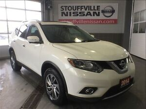 Nissan Rogue sl nissan cpo rates from 1.9% 2014