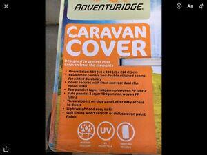 Caravan Cover.....Never been opened! Aldinga Beach Morphett Vale Area Preview