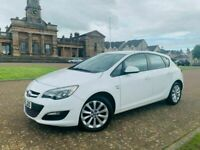 2012 Vauxhall Astra Active, 110BHP, 86,000miles, 12 months MOT*, S/Hist x4*, 5 Door, Petrol, Manual