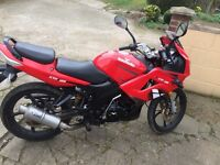Cbr lookalike lexmoto 125cc