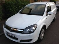 Vauxhall Astra Van 1.3cdti - 11 Months MOT - NO VAT - Recent full service