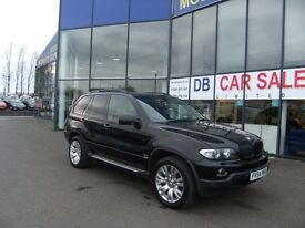 2004 54 BMW X5 3.0 SPORT 24V 5D AUTO 228 BHP***GUARANTEED FINANCE***PART EX WELCOME***