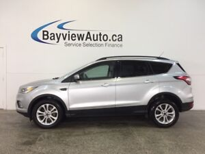 2017 Ford ESCAPE SE- 4WD|ECOBOOST|PANOROOF|HTD STS|REV CAM|SYNC!