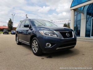 2014 Nissan Pathfinder SL-ONE OWNER-ACCIDENT FREE-LOW MONTHLY PA
