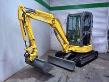 Komatsu PC30MR-2 Air Con 3T Mini Excavator -557 Welshpool Canning Area Preview