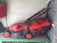 Flymo Visimo Lawn Mower