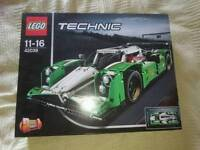 Technic lego 24 hr le mans car,,new unopened