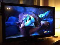 42 inch hitachi hd tv excellent condition