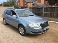 Volkswagen Passat 1.9 TDI SE 5dr, FULLY SERVICED WITH NEW FRONT BREAK PADS, DRIVES VERY WELL,TOW BAR