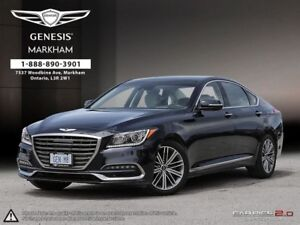 2018 Genesis G80 G80 4DR AT AWD TECH