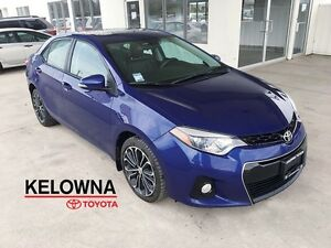 2014 Toyota Corolla 4 Dr Auto S Package