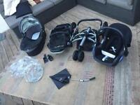 Quinny buzz travel system with everything