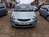 HONDA JAZZ 1.4, FULLY AUTOMATIC, COMPLETE 1 YEAR M.O.T, FULL SERVICE HISTORY, 1 LADY OWNER FROM NEW