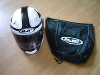 HJC CRASH HELMET