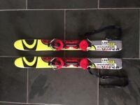 Salomon Snowblades ski