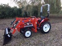 Yanmar 1610D Compact Tractor