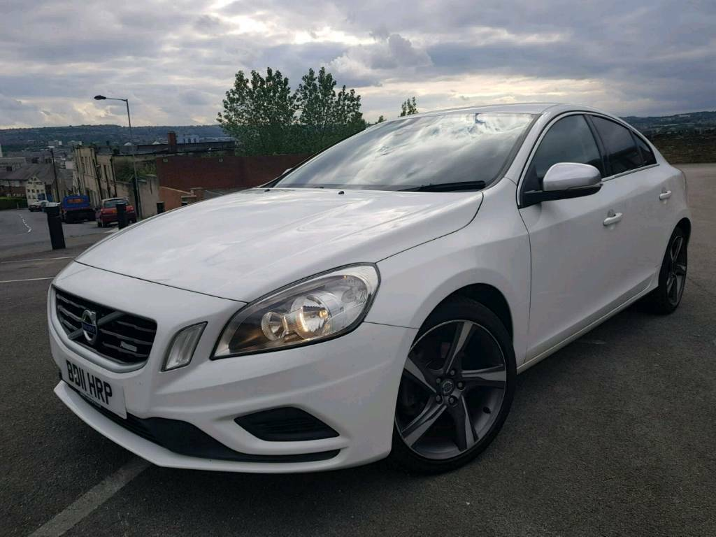 2011 facelift volvo s60 r design white full service history mot june 2018 in idle west. Black Bedroom Furniture Sets. Home Design Ideas