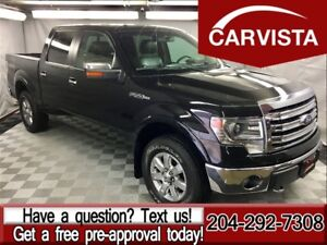 2013 Ford F-150 LARIAT SUPERCREW -LOCAL VEHICLE/NEW TIRES-