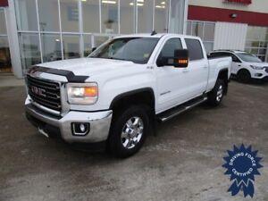 2016 GMC Sierra 3500HD SLE Z71 Crew Cab 4X4 Short Box